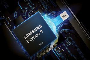 Con chip xử lý Exynos 9820 mạnh mẽ