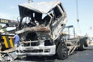 Xử nghiêm vi phạm trong vận chuyển hàng hóa dễ cháy nổ