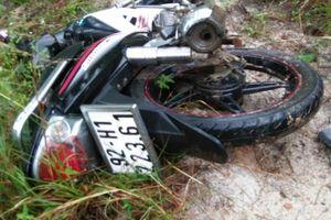 Quảng Nam: Thanh niên 9x tử vong bên đường