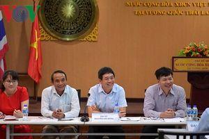 Đại sứ quán Việt Nam tại Thái Lan đối thoại với lưu học sinh