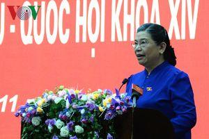 Phó Chủ tịch Thường trực Quốc hội tiếp xúc cử tri tại Yên Châu, Sơn La
