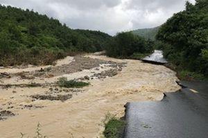 Dự báo thời tiết hôm nay 26/11: Nam Bộ tiếp tục có mưa to đến rất to, xuất hiện lũ lớn