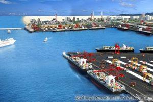 Đề xuất đầu tư 14.234 tỷ đồng xây cảng Mỹ Thủy đón tàu 100.000 DWT