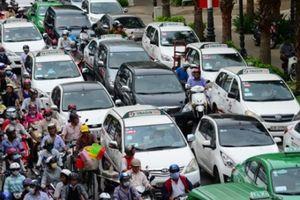 Bộ Giao thông Vận tải 'phanh' một số điều trong Quy chế quản lý taxi của TP. Hà Nội