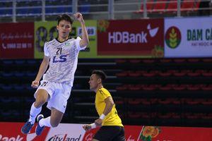 Futsal HDBank Cúp Quốc gia 2018: Thái Sơn Nam gặp Sanna Khánh Hòa ở chung kết