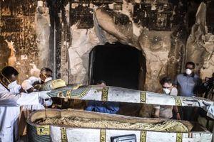 Ai Cập: Phát hiện xác ướp 3.000 năm tuổi còn nguyên vẹn