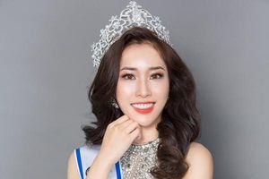 Thạc sĩ gốc Việt đại diện Anh quốc dự thi Miss Globe 2018 tại Trung Quốc