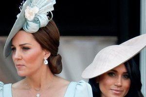Không phải mâu thuẫn gay gắt với Kate, đây mới chính là lý do Meghan và Harry rời khỏi cung điện hoàng gia