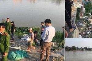 Nam Định: Hoảng hồn chứng kiến cảnh bé trai sơ sinh bị vứt ra bờ sông