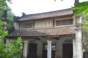 Thăm ngôi chùa cổ, nơi không có 'bóng dáng' của những chiếc hòm công đức