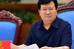 Chủ tịch Hội đồng quy hoạch quốc gia được sử dụng con dấu của Thủ tướng Chính phủ để chỉ đạo