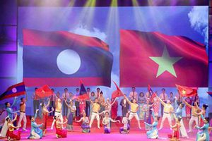 Tăng cường hoạt động thông tin đối ngoại tại khu vực đường biên trong 'Ngày hội thắm tình hữu nghị đặc biệt Việt – Lào'