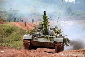 Báo Trung Quốc quan tâm cuộc tập trận bắn đạn thật của Quân đoàn 1