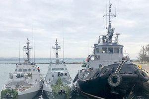 Quân nhân, thủy thủ Ukraine khai gì với an ninh Nga?
