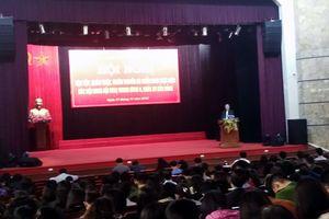Cầu Giấy học tập, quán triệt Nghị quyết Hội nghị Trung ương 8, khóa XII của Đảng
