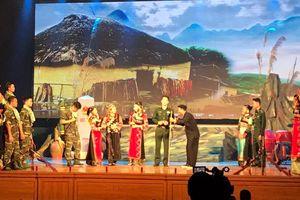 Khai mạc Hội diễn Đội tuyên truyền văn hóa tiêu biểu tuyến biên giới, biển đảo