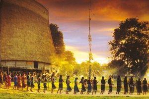 Festival văn hóa cồng chiêng Tây Nguyên phục dựng các nghi lễ, lễ hội truyền thống