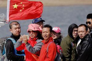 'Trung Quốc dùng dòng chảy dân đi du lịch như vũ khí'