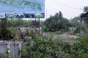 'Siêu' dự án Ha Noi Westgate bỏ hoang sau 10 năm giao đất