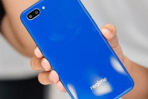 Realme C1 phiên bản màu xanh 'lên kệ', giá hấp dẫn
