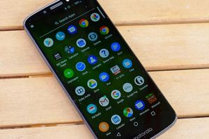 Hồ sơ FCC tiết lộ Moto G7 Play với notch và pin gây thất vọng