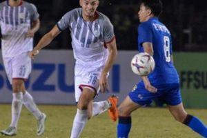 Đấu ĐT Việt Nam, ĐT Philippines chỉ còn… 16 cầu thủ?