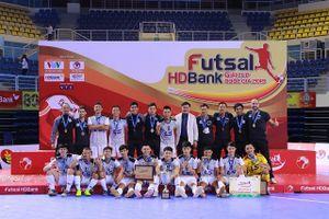 Bế mạc giải Futsal HDBank Cúp Quốc gia 2018