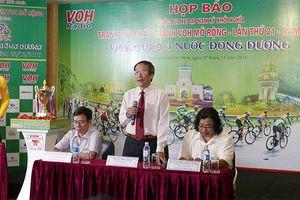 Cuộc đua xe đạp Nam Kỳ Khởi nghĩa – Cúp Phát thanh VOH đi qua ba nước Đông Dương