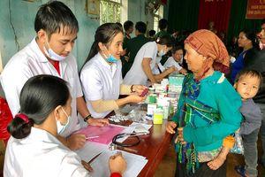 Nỗ lực của bệnh xá vùng biên