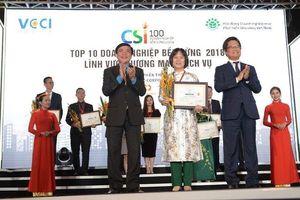 DGW vào Top 10 Doanh nghiệp Phát triển Bền vững