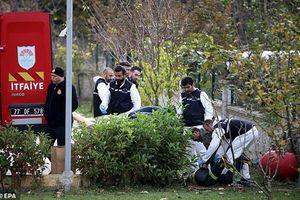 Toàn cảnh cuộc 'đột kích', tìm thi thể nhà báo Khashoggi tại TNK