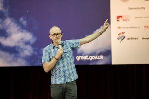 Chuyên gia Anh quốc chia sẻ về con đường tới sáng tạo công nghệ đỉnh cao