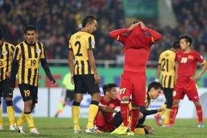 6 lần chưa biết 'mùi chiến thắng' của tuyển Việt Nam tại vòng knock-out AFF Cup ở sân Mỹ Đình