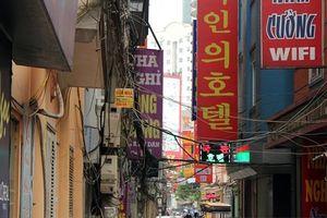Phố Trần Duy Hưng không nằm trong 'danh sách đen' các khu vực có biểu hiện mại dâm