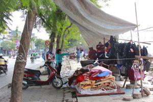 Hà Nội: Sau gần 10 năm tồn tại, chợ tạm Ngã Tư Sở chính thức bị xóa sổ