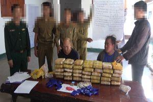 Chặt đứt đường dây vận chuyển ma túy xuyên quốc gia