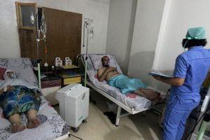 Đổ lỗi qua lại sau vụ tấn công hóa học tại Aleppo