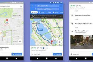 Lừa đảo tài khoản ngân hàng qua… Google Maps