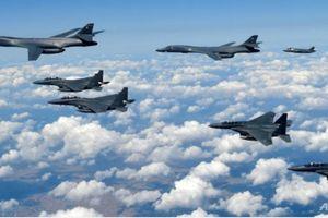 Oanh tạc cơ Mỹ sẽ ngưng bay qua bán đảo Triều Tiên để hỗ trợ nỗ lực ngoại giao