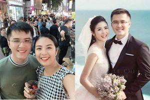 Hoa hậu Ngọc Hân lên tiếng ảnh tình tứ với 'bạn trai Bộ Ngoại giao'