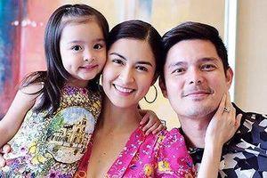 'Mỹ nhân đẹp nhất Philippines' sắp sinh con thứ 2