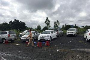 Thu giữ gần 30 ô tô trong sòng bạc liên tỉnh