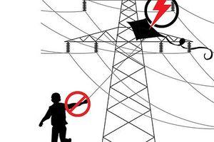 Phá hoại lưới điện quốc gia sẽ bị xử lý hình sự