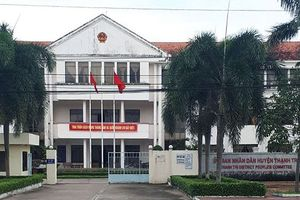 Kỷ luật Chủ tịch huyện không có bằng đại học