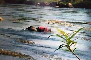 Kinh hãi phát hiện thi thể nữ giới giữa sông Kỳ Cùng