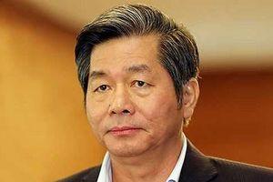 Nguyên Bộ trưởng Bùi Quang Vinh đã nhận rõ sai phạm