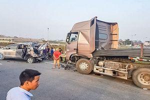 Giám đốc thẩm vụ án tài xế lùi xe trên cao tốc Thái Nguyên - Hà Nội vào ngày 30/11