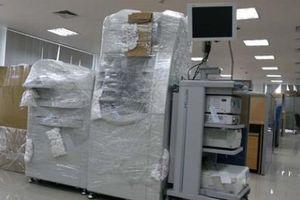 Bỏ hàng chục tỷ mua máy khám chữa bệnh rồi 'đắp chiếu'
