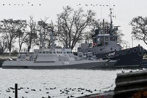 'Hồ sơ mật' về 3 tàu Hải quân Ukraine bị Nga bắt giữ