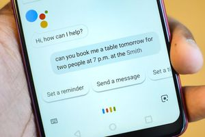 Trí tuệ nhân tạo của Google thay người dùng gọi điện thoại đặt bàn như thế nào?